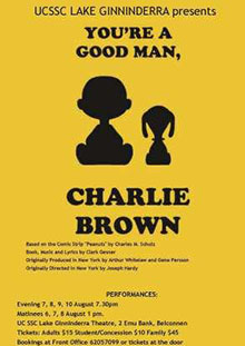 2013 - You're A Good Man, Charlie Brown