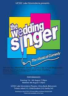 2012 - The Wedding Singer