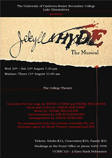 2011 - Jekyll & Hyde