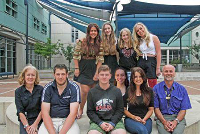 Global Classroom students are about to leave for their conference trip to Germany!
