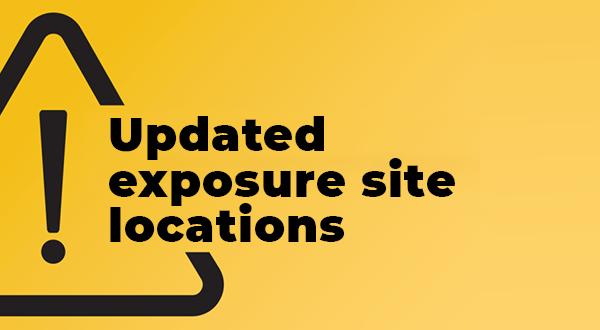 Covid exposure site